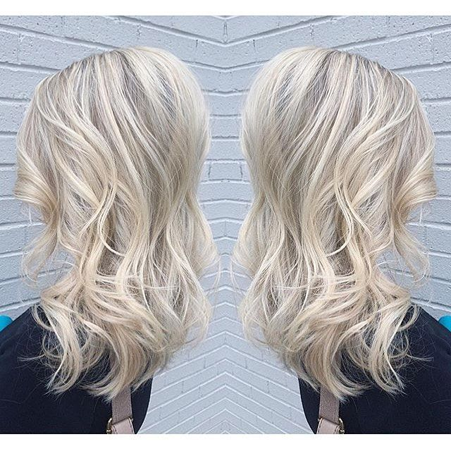 Almost White Blonde Color By Kbtaylorhair Hair