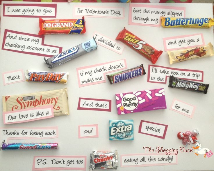 44 Best Images About Sayings With Candy On Pinterest