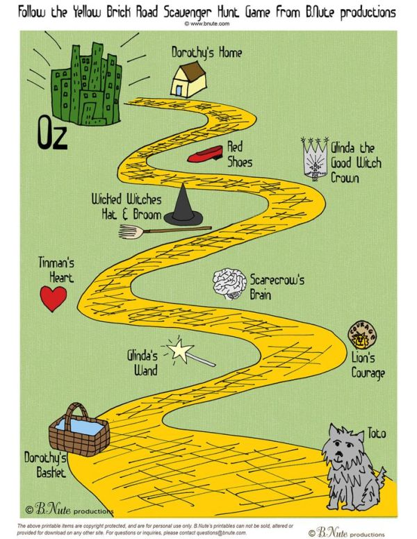 Best 20+ Yellow Brick Road ideas on Pinterest | Brick road ...