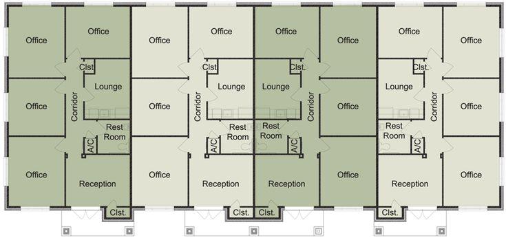 Offices Building Plan - بحث Google