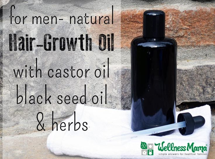 Natural Hair Growth Oil For Men Its Always Lavender