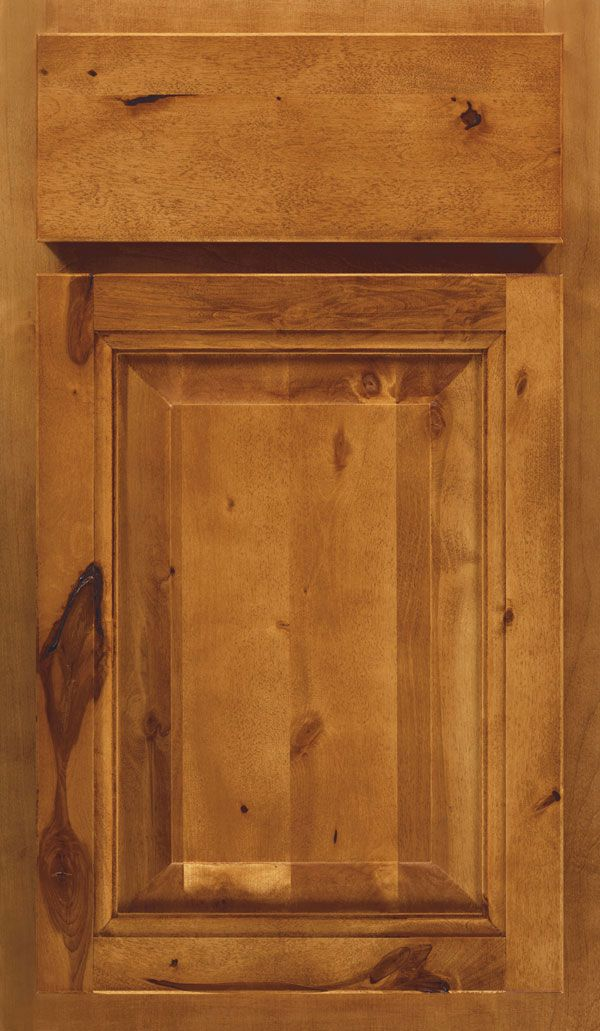 Aristokraft Cabinets Ayden Rustic Birch Autumn Finish Kitchen Cabinet Doors