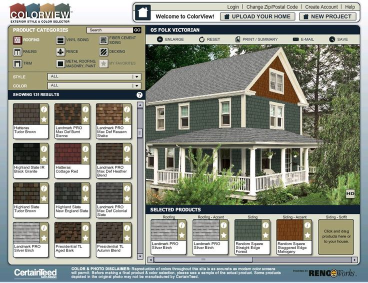 colorview exterior style and color visualizer try out on house paint colors exterior simulator id=92832