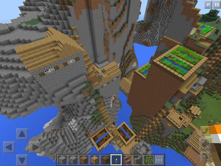 MCPE Extreme Village Seedwreckred 014 Gt 016