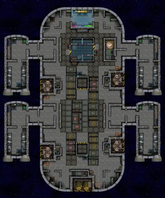 Sci Fi Rpg Map Generator