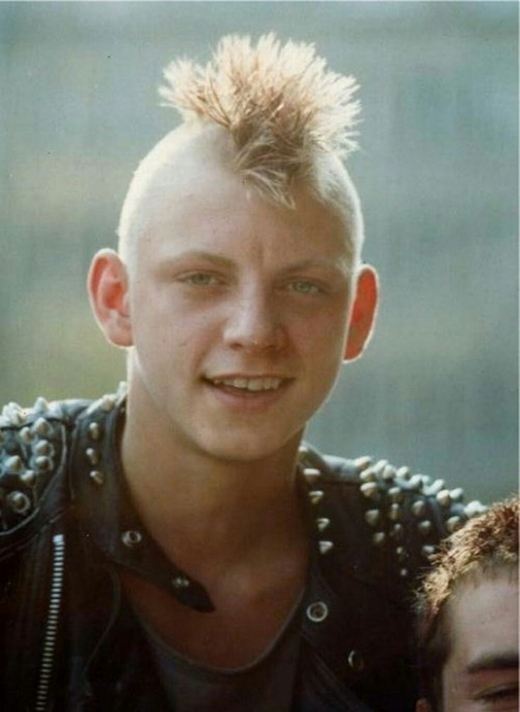 203 Best Images About Mohawks On Pinterest Mens Mohawk