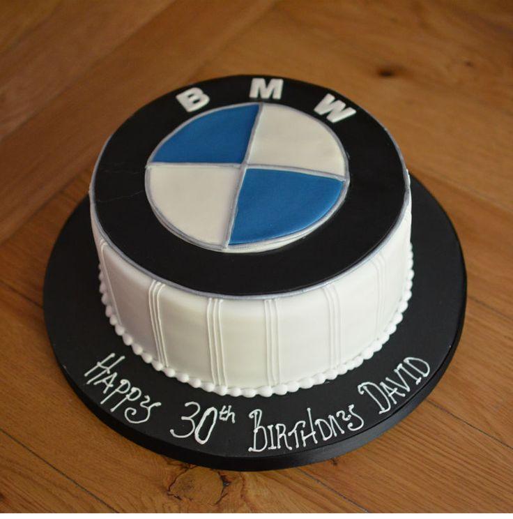 Bmw Cake Wedding Cakes Pinterest Birthday Cakes Bmw