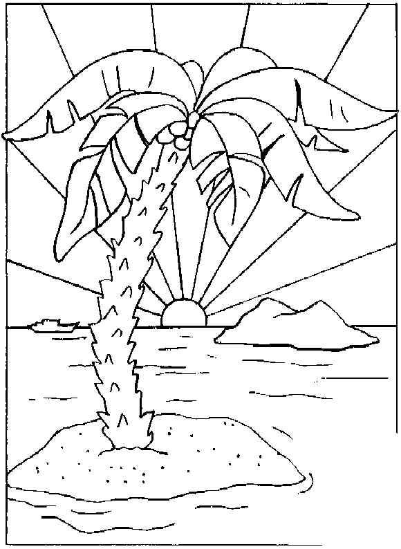 ideas to try about hippie  coloring palm trees