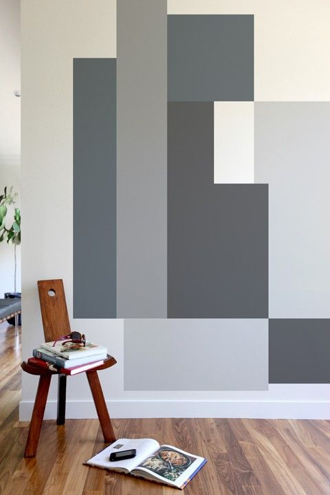 color block parallel inspiration perception and geometry on designers most used wall color id=22563