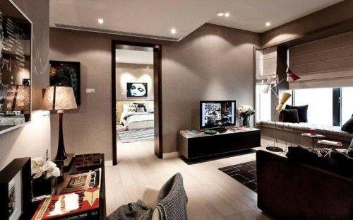 Earth Tone Interior Design