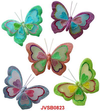 94 Best Images About Artificial Butterflies On Pinterest