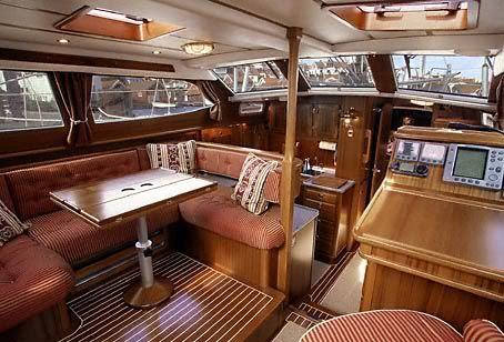 Hans Christian 44 Pilothouse Sailing You Cant Cross