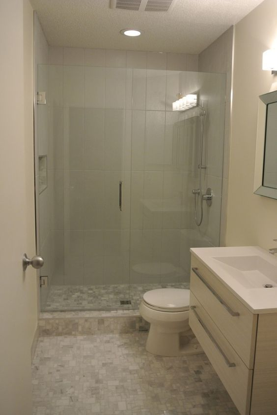Tub To Shower Conversion Ideas With Tile Shower And Glass