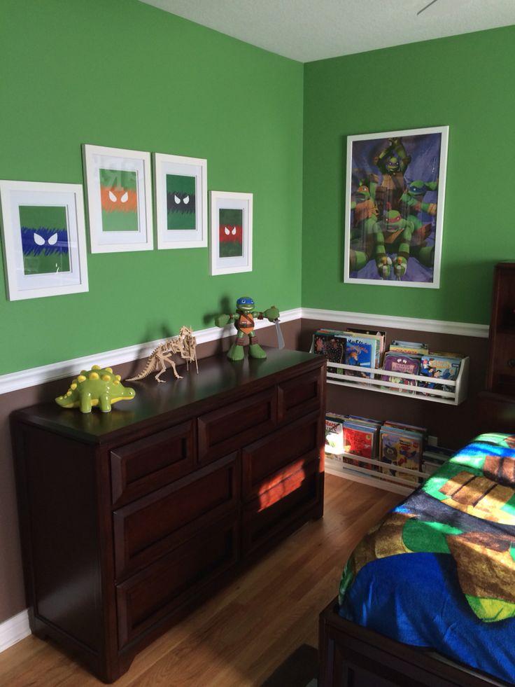 Best 25 Ninja Turtle Room Ideas On Pinterest Ninja