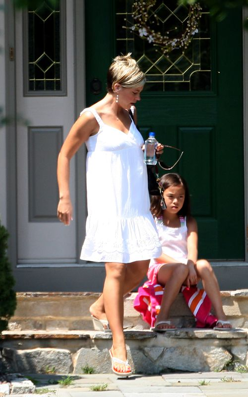 Kate Gosselin In WHITE Dresses Pinterest Search And