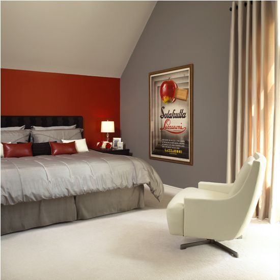 Red Accent Pieces For Bedroom - Bedroom Style Ideas