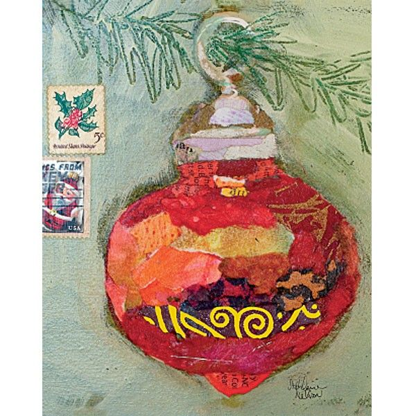 1000 Images About Christmas Merry MIXED MEDIA On Pinterest