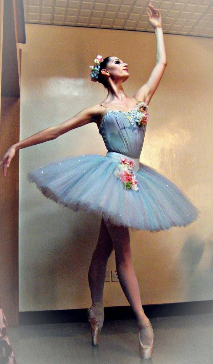 Oksana Skorik Ballet Ballett Bailarina