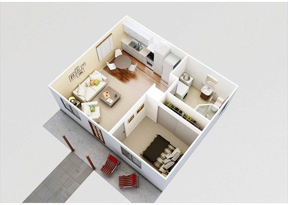 Granny Flat Floor Plan Designs More