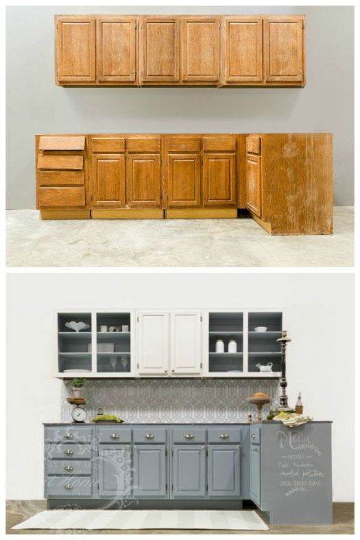 Od Amy Howard This Is The Before And After Shot Of Kitchen That I Revealed On Fox