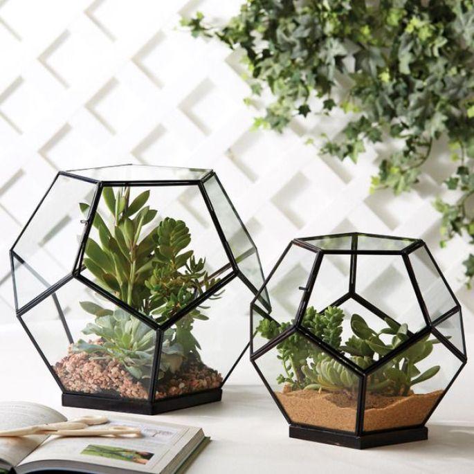 Groen wonen   Stylen met groen en glas - Woonblog StijlvolStyling.com