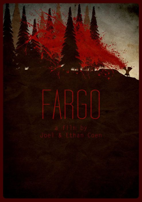 Must add this poster to the collection! #fargo | Favorite ...