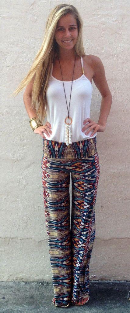 The Tiki Tribal Exuma Pants – Boca Leche              Those Pants!