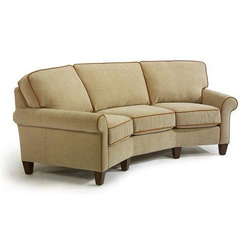 Flexsteel Westside Casual Style Conversation Sofa