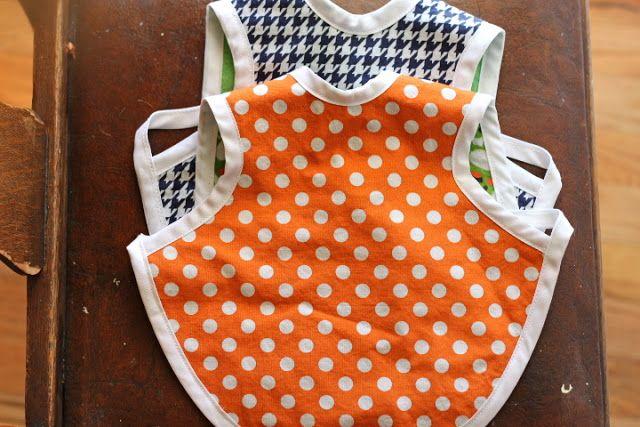Love This Blog Great Bib Pattern Baby S