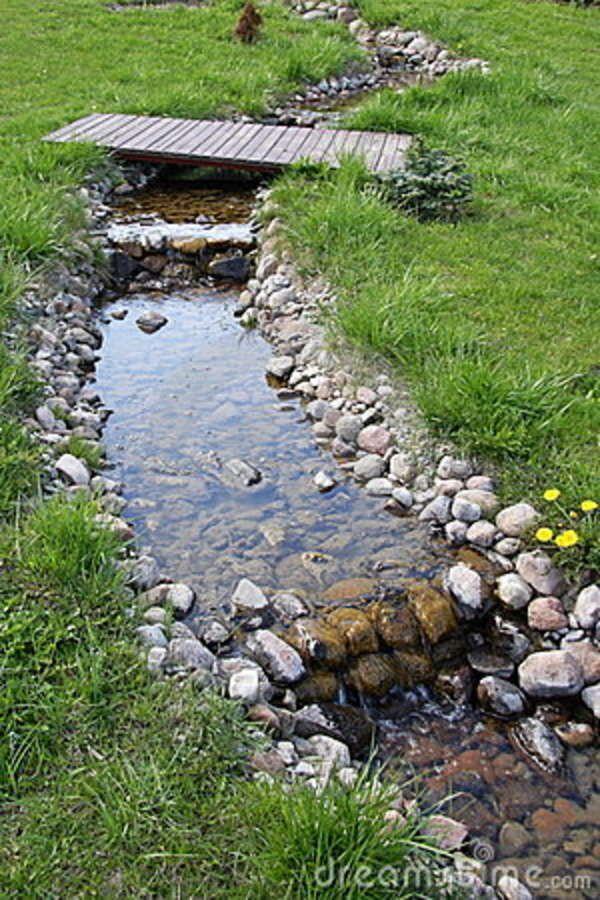 Best 20+ Garden stream ideas on Pinterest   Dog backyard ... on Backyard Stream Ideas id=20673
