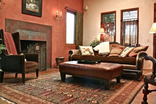 35 best southwestern style living room images on pinterest on designers most used wall color id=33745