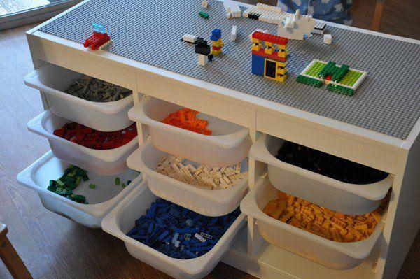 25+ Best Ideas About Lego Table Ikea On Pinterest