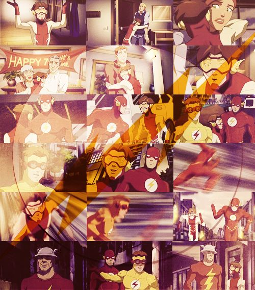 17 Best images about Speed Force on Pinterest | John fox ...