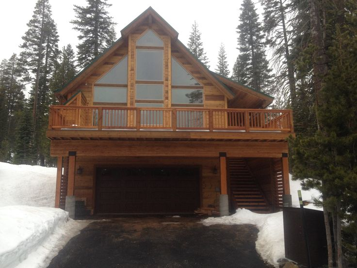 Check Out This Great Cabin In Tahoe Ca Which Uses