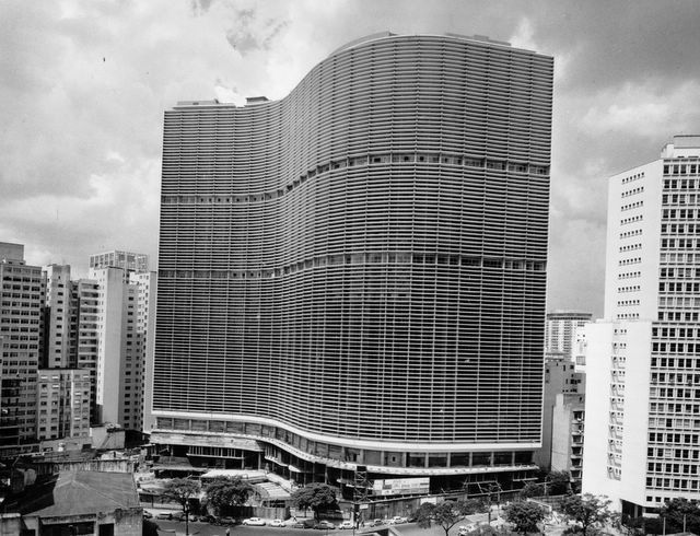 Resultado de imagen para edificio copan oscar niemeyer