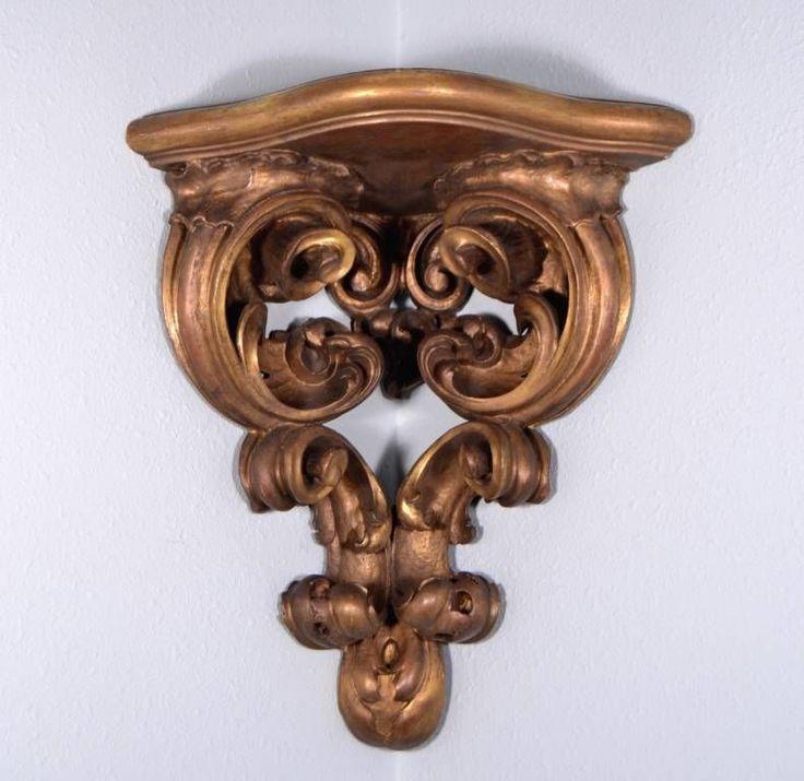 24 best images about Antique Sconces on Pinterest | Louis ... on Corner Sconce Shelf Cabinet id=31419