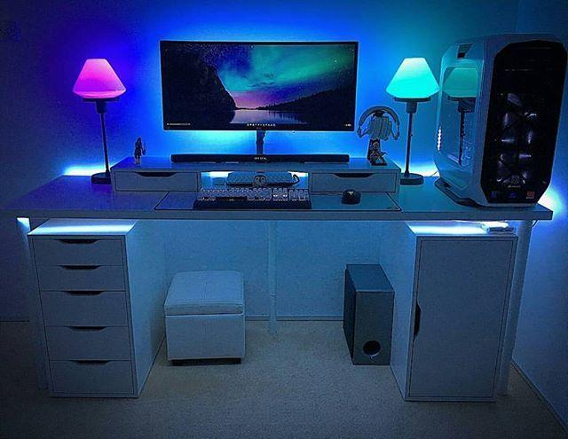 Best 25 Gaming Room Setup Ideas On Pinterest