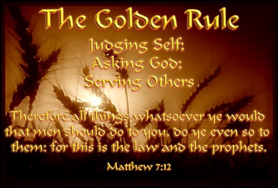 the golden rule judging self asking god serving others on wall street journal login id=95802