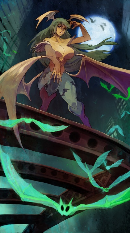 78 Best Ideas About Morrigan Aensland On Pinterest Artworks Cosplay And Game Art