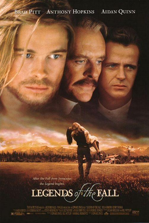 Minha Paixão Por Filmes: Lendas da Paixão (1994):