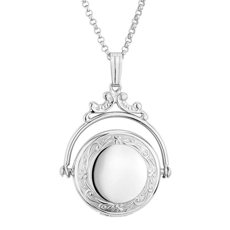 Top 9 Silver Lockets For Men And Women Styles At Life