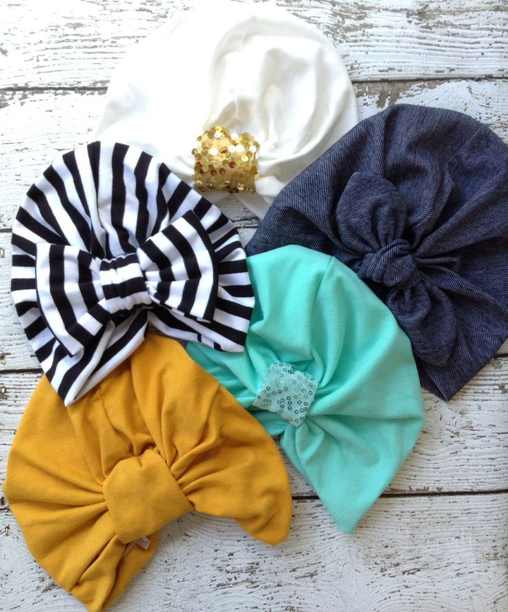 No more beanies! These turban hats are trendy and add a fashionable boho look . Completely handmade with a soft cotton blend knit