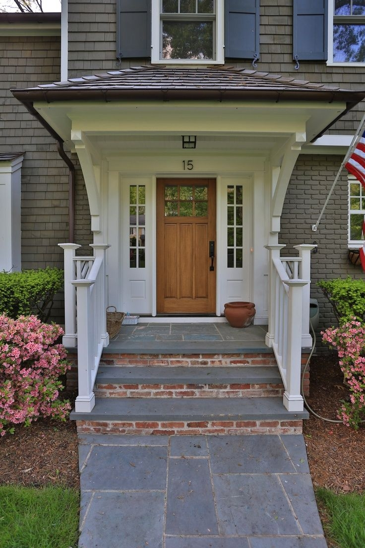 Front Porch Step Private Fears In Public Places Youtube Brick | Stone Front Porch Steps Designs | House | Stained Concrete | Round | Stone Walkway | Flagstone
