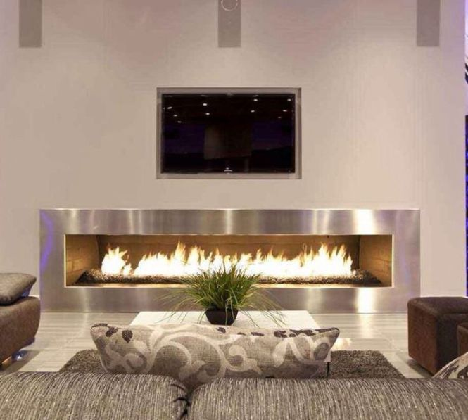 1000 ideas about wall mounted fireplace on pinterest electric - Electric Fireplace Design Ideas