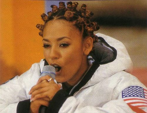 13 Best Images About Scary Spice Melanie Brown On