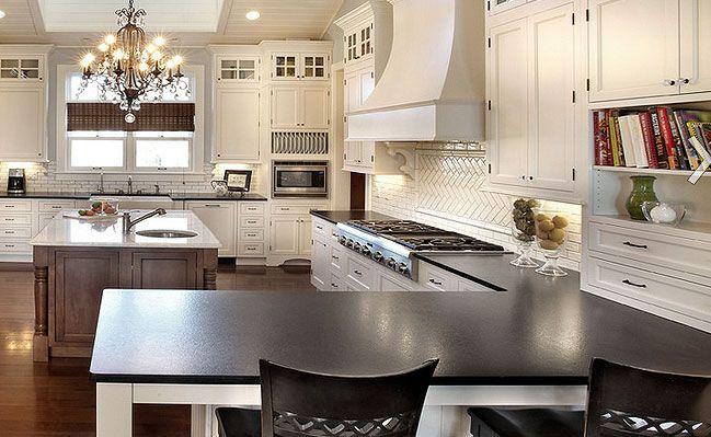 2016 trends for backsplashes - Google Search | Kitchens ... on Backsplash Ideas For Black Granite Countertops  id=74492
