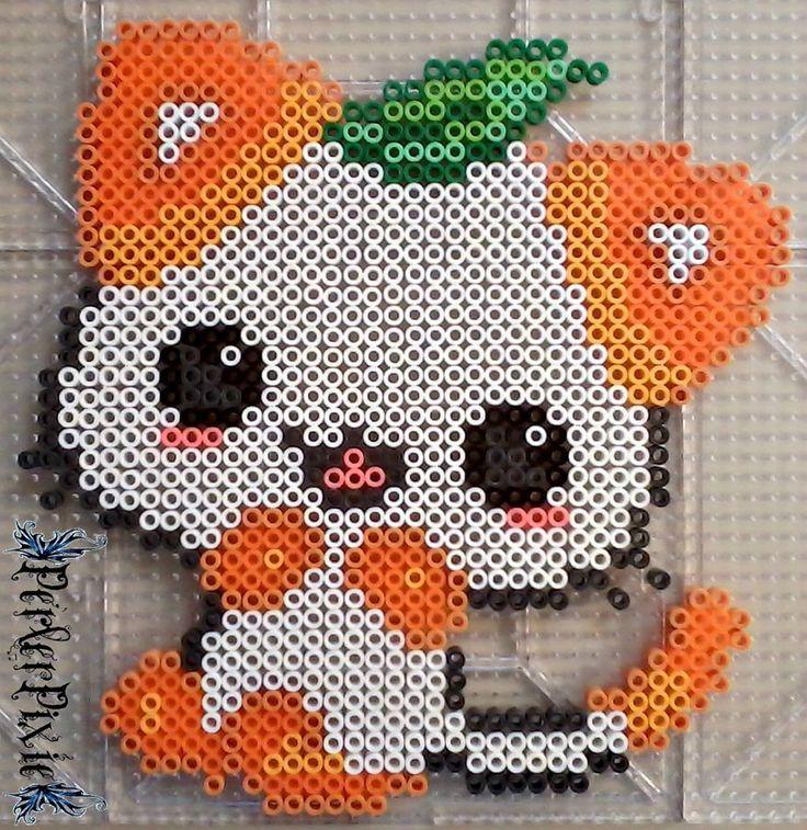Seed Patterns Bead Panda