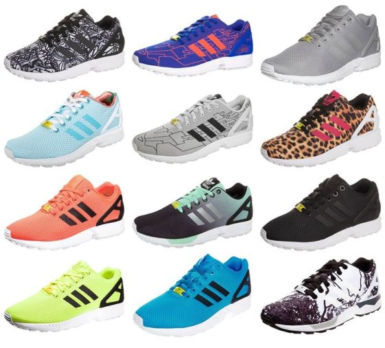 adidas ZX FLUX by pinterest