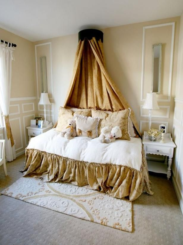 Crown Canopy Daybed Gtgt Httpwwwhgtvcomdesigners