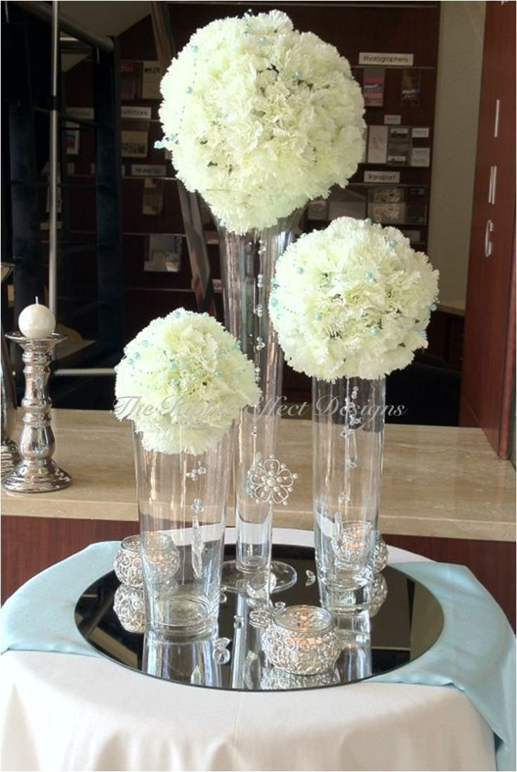 1000 Ideas About Tiffany Centerpieces On Pinterest